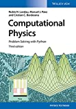 Computational Physics: Problem Solving with Python (No Longer Used)