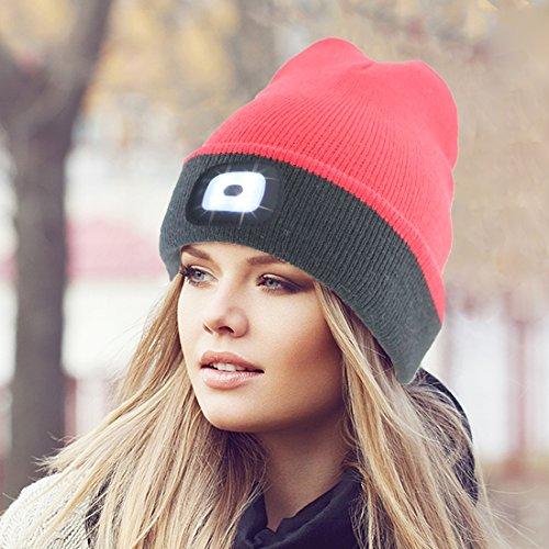 2016-new-style-winter-water-usb-plug-led-hands-free-beanie-headlight-caps-hat