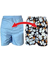 Turnable men's swimming short MAGIC by COOL24