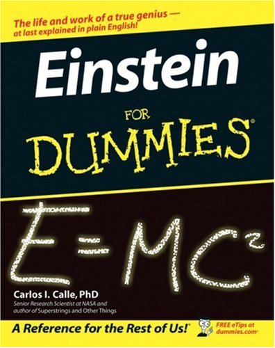 Einstein for Dummies (R)