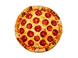 Bada Bing Pizza Kissen ca.29 cm Familienpizza Salamipizza Kinderkissen Gag 044