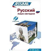 ASSiMiL Selbstlernkurs für Deutsche / Assimil Russisch ohne Mühe heute: 4 Audio CDs (240 Min. Tonaufnahmen) zum Lehrbuch Russisch ohne Mühe heute