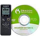 Olympus VN-541PC - Pack de grabadora de voz con software de reconocimiento de voz DNS12