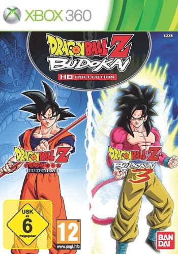 Dragonball Z: Budokai - HD Collection - [Xbox 360] (Dragon Ball Z-spiel Für Xbox)