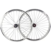 Modus infradito mozzi, Accent RoadRunner cerchioni, Fixie, Fixed Gear Wheels set, Red, 28