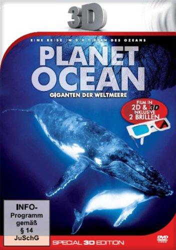 Planet Ocean - Giganten der Weltmeere (Special 3D Edition inkl. 2 3D-Brillen) [Special Edition]