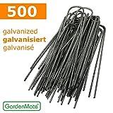 GardenMate® 500 Erdanker VERZINKT 150mm lang