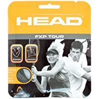 Head FXP Tour 16 Tennis String Black - 16 Tennis String Set