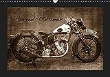 Motorrad Oldtimer (Wandkalender 2019 DIN A3 quer): Motorrad - Oldtimer (Monatskalender, 14 Seiten ) (CALVENDO Mobilitaet)