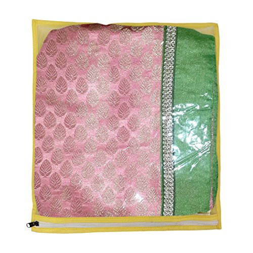 Greatech Saree/Garments Covers Pack Of 4