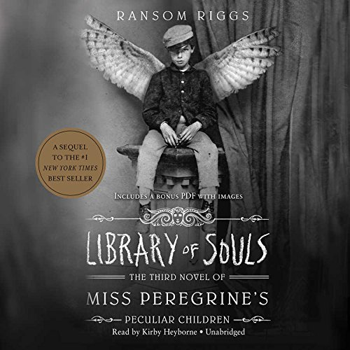 Library of Souls: Includes a Pdf Disc