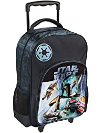 """UNDERCOVER Sac Trolley Polyester / Satin """"Star Wars"""" (L) 320 x (t) 160 x (H) 420 mm"""