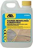 FILA Deterdek Grundreiniger und Zementschleierentferner - 1 Liter