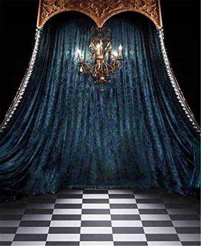 8-x-acero-metrica-azul-cortina-drape-fondo-de-fotos-de-boda-interior-lampara-de-arana-velas-color-bl