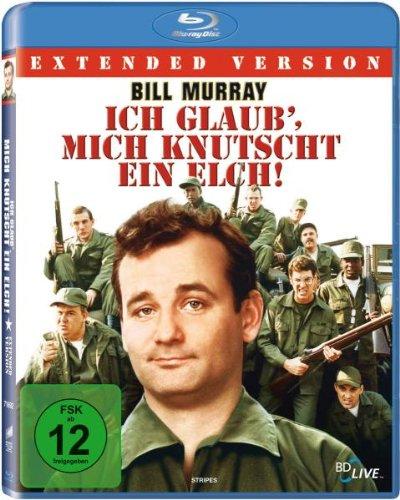 Ich glaub' mich knutscht ein Elch - Extended Version [Blu-ray] -