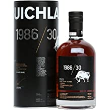 Bruichladdich 1986/30 Years Old Rare Cask Series Islay Single Malt Scotch Whisky, 70 cl