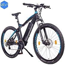NCM Moscow Bicicleta eléctrica de montaña, 250W, Batería 48V 13Ah 624Wh ...