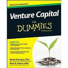 Venture Capital For Dummies