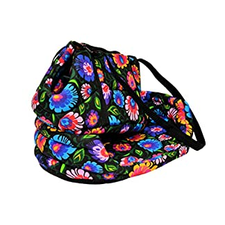malwera floral designed vintage retro style small dog puppy carry bag carrier or den bed basket MALWERA FLORAL DESIGNED VINTAGE RETRO STYLE small DOG PUPPY CARRY BAG CARRIER OR DEN BED BASKET 51uwltd7QaL