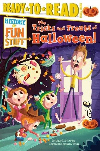 s of Halloween! (History of Fun Stuff) by Angela Murphy (2014-08-05) (5 Halloween-tricks)