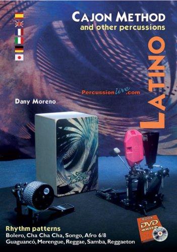 Cajon Method and Other Percussions: Latino por Dany Moreno