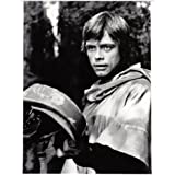 Collectible Star Wars Episode Vi Return Of The Jedi: Still Luke Holds Helmet