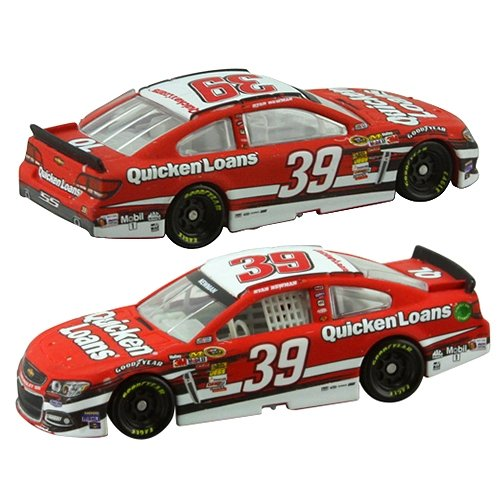 2013-ryan-newman-39-quicken-loans-1-64-action-gold-series-nascar-diecast-by-nascar