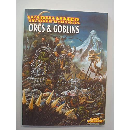 Warhammer Armies: Orcs & Goblins by Jake Thornton (2000-10-31)