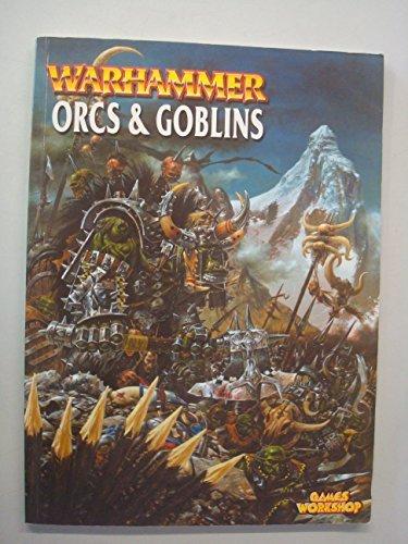 Warhammer Armies: Orcs & Goblins by Jake Thornton (2000-10-31) par Jake Thornton;Rick Priestley