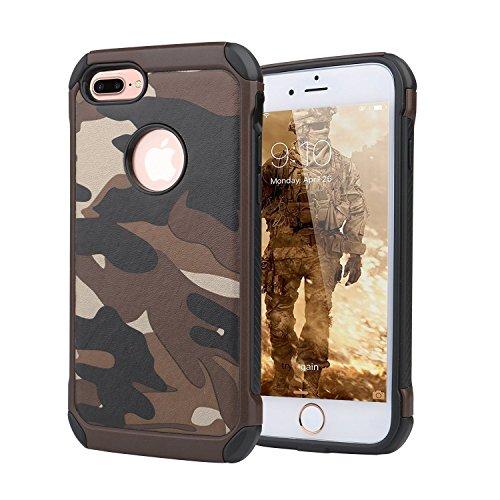 iPhone 7Plus antiurto di DEET® doppio strato [Outdoor sport Series]