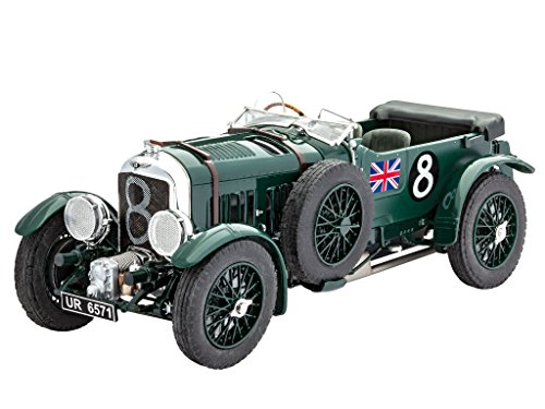 revell-modellbausatz-auto-124-bentley-45l-blower-im-mastab-124-level-4-originalgetreue-nachbildung-m