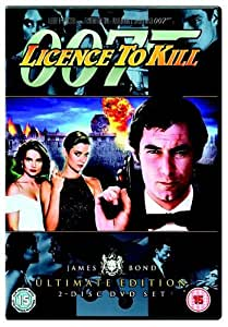 Licence to Kill (Ultimate Edition 2 Disc Set) [DVD] [1989]