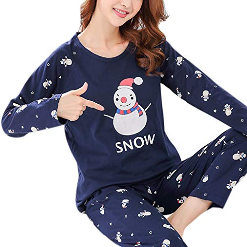 9420ced20689 Autumn and winter - pajamas il miglior prezzo di Amazon in SaveMoney.es