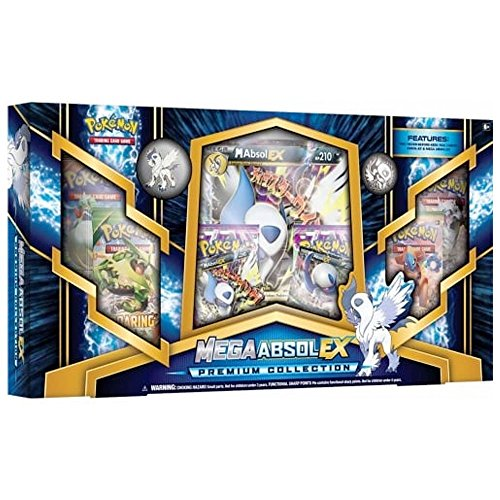 Mega Absol Pokemon EX-Collection
