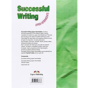 Successful writing. Upper intermediate. Per le Scu
