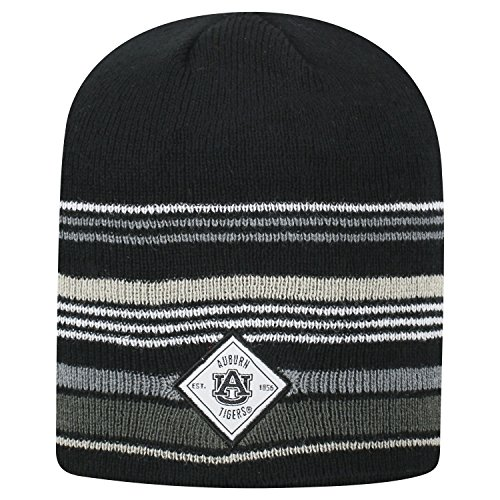 Top of the World Uncuffed Knit Avenue Weihnachtsstrumpf Stretch Socke Hat Cap Beanie, Multi, Uncuffed Knit Top Of The World Stretch-cap