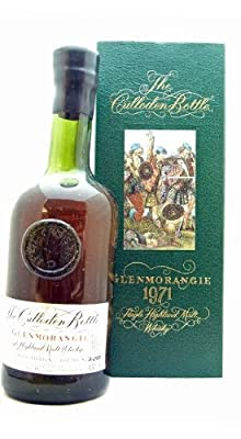 Glenmorangie Culloden Bottle 1971 43% 70cl