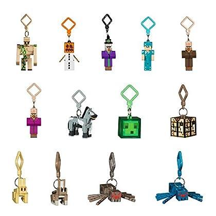 Minecraft Hangers - Serie 3 - Paquete De Ciegas...