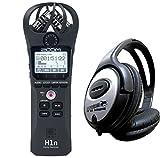 Zoom H1n Handy Recorder + Keepdrum Kopfhörer