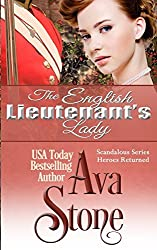 The English Lieutenant's Lady: Volume 6 (Scandalous) by Ava Stone (2015-09-08)