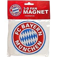 FC Bayern München 3-D Magnet Emblem