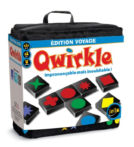 Iello - 51094 - Spiel Voyage - Reise Qwirkle