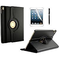 inShang iPad Pro 9.7 Custodia per Apple IPAD Pro 9.7 inch (2016) Cover case in pelle PU - La rotazione a 360 gradi bene funzionante, supporto per tenere L