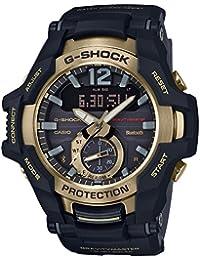 Casio G-Shock Gr-b100gb-1ajf Gravitymaster Noir et Doré Série Montre Solaire 525cbd5392cc