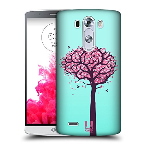 Head Case Designs Brain Blossoms Human Anatomy Protective Snap-on Hard Back Case Cover for LG G3 D855 D850