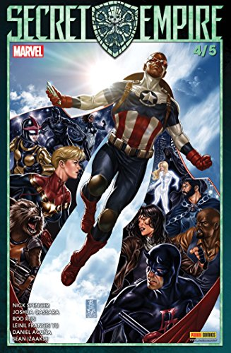 Secret Empire nº4 par Rod Reis