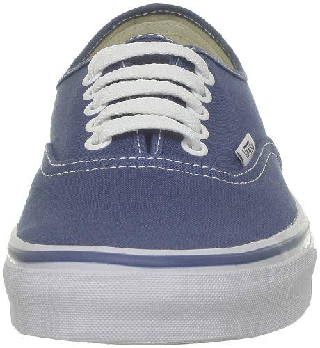Vans U Authentic - Baskets Mode Mixte Adulte bleu fonc