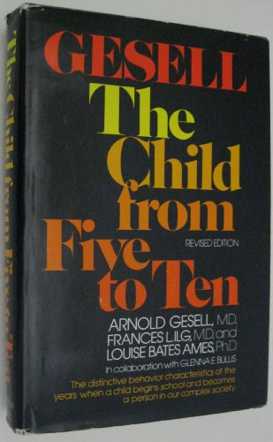 The Child from Five to Ten