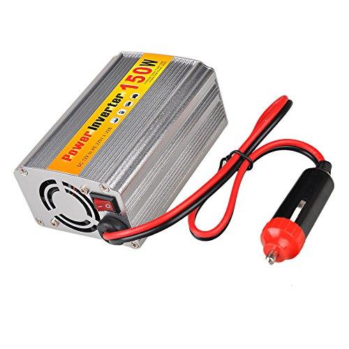 150W DC 12V auf AC 220V Auto Power Inverter mit USB-Anschluss Stecker Spannungswandler Inverter Wechselrichter Auto PKW KFZ