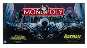 Batman Monopoly by MONOPOLY